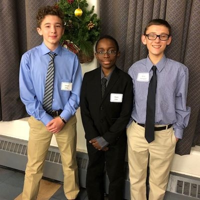 JPII Students Accepted to Honors Program at Xavier
